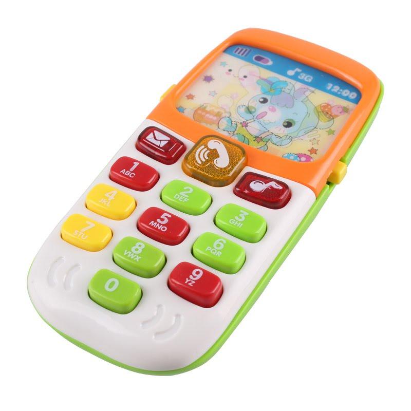 jouet telephone pour bebe