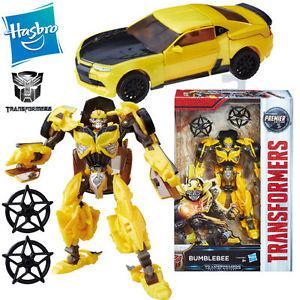 jouet transformers bumblebee