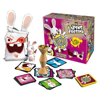 jungle speed lapin