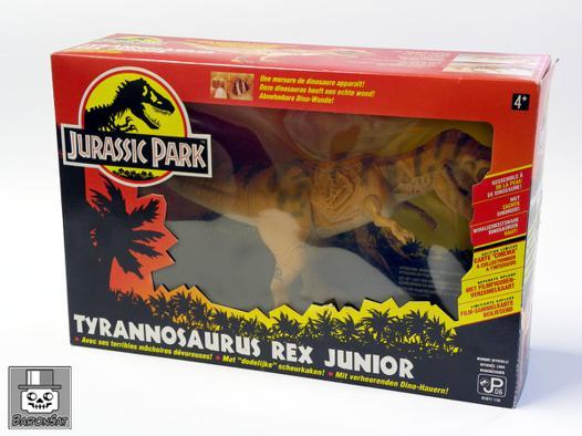 jurassic park jouet