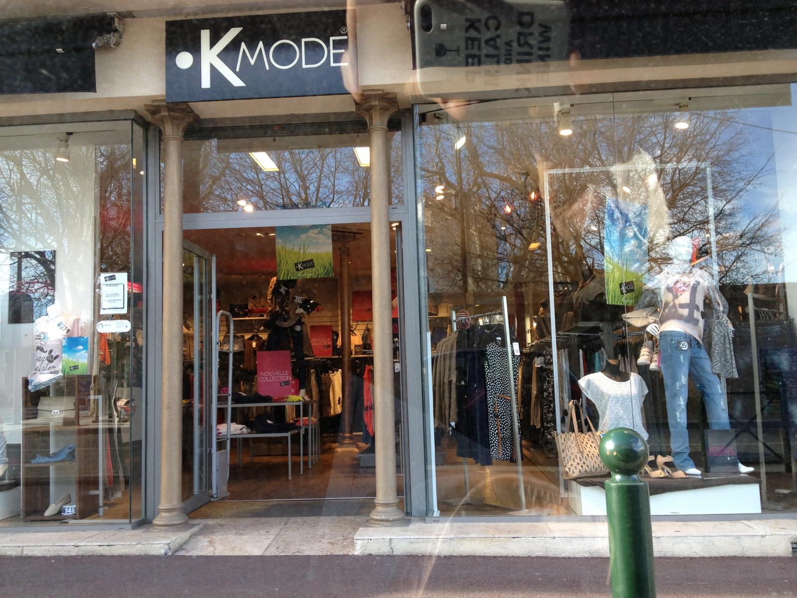 k mode draguignan
