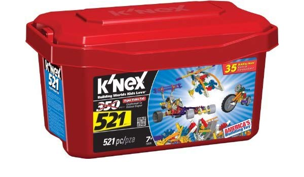 k nex baril rouge