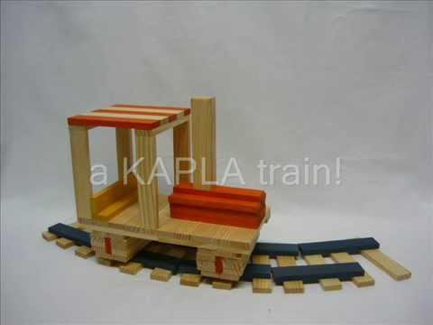 kapla train