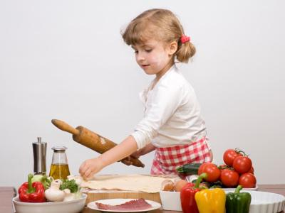 kid cook