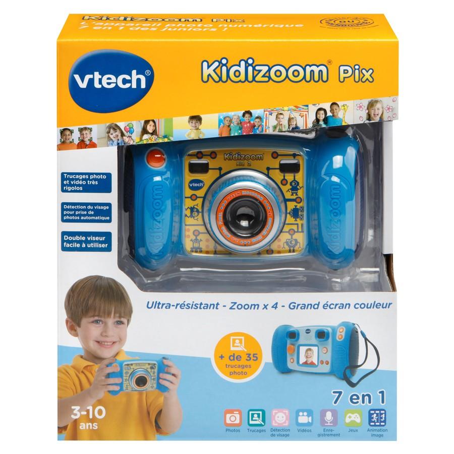 kidizoom pix bleu