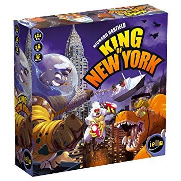 king of new york jeu
