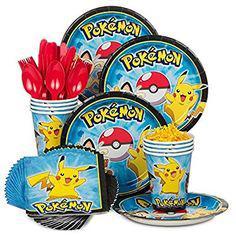 kit anniversaire pokemon