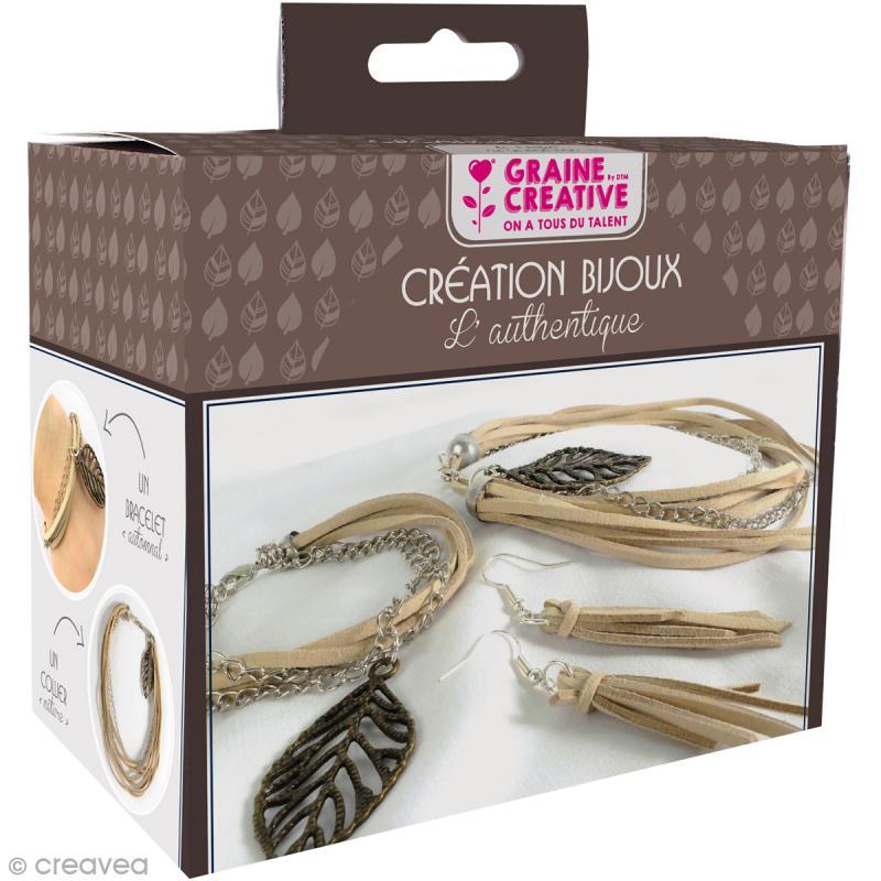 kit création de bijoux
