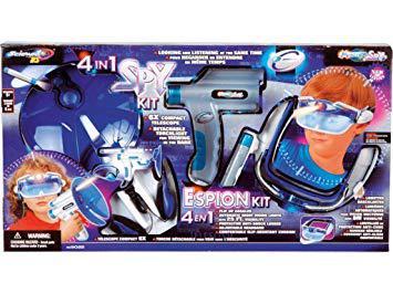 kit espion jouet
