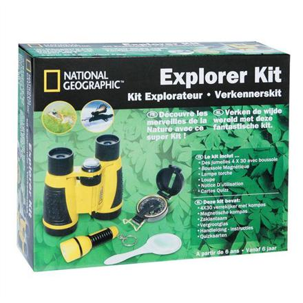 kit explorateur
