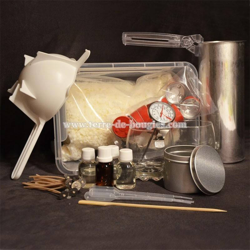 kit fabrication bougie