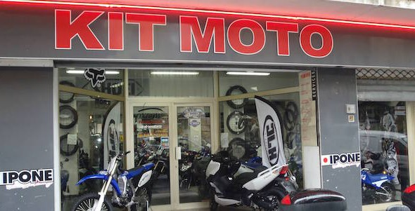 kit moto ajaccio