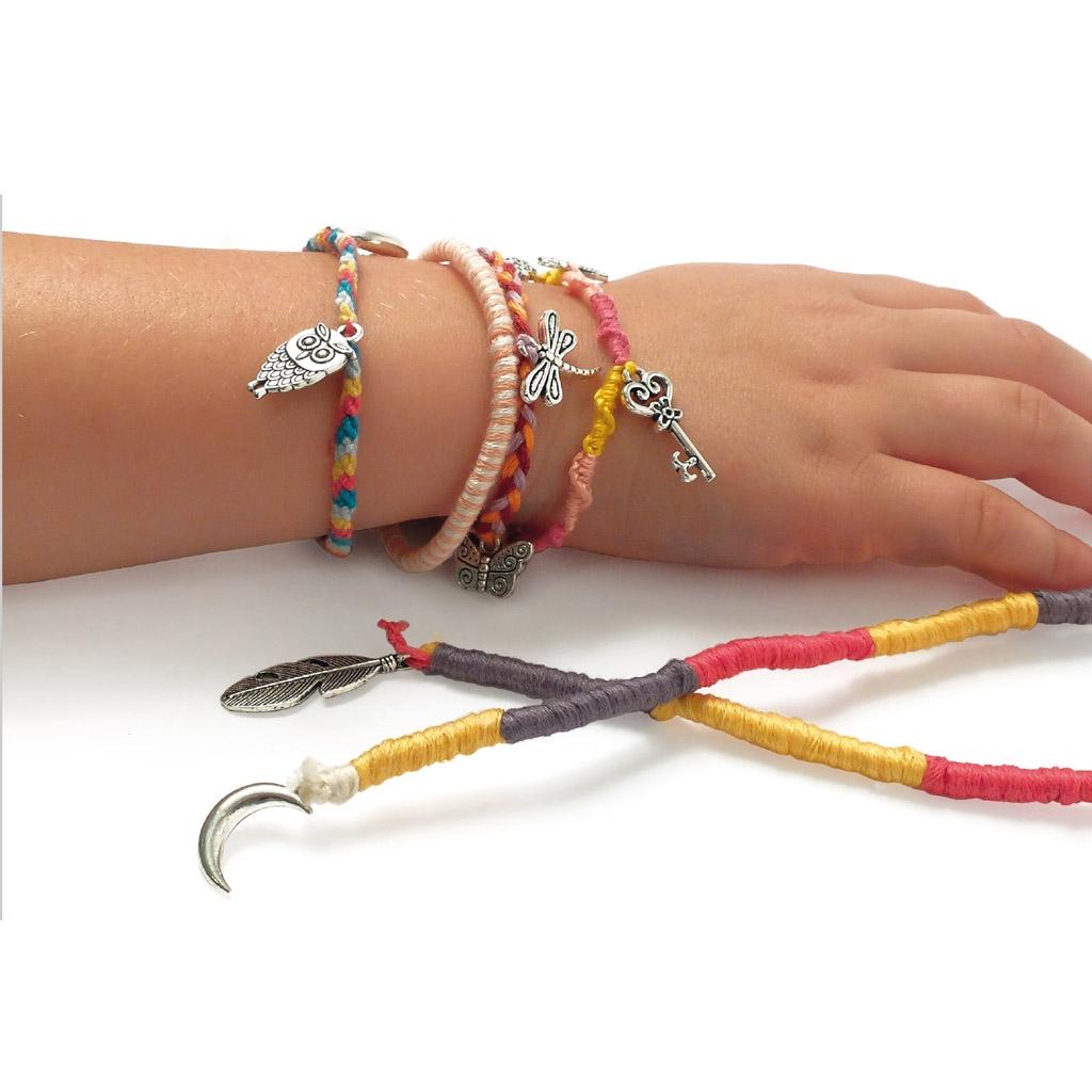 kit pour faire des bracelets