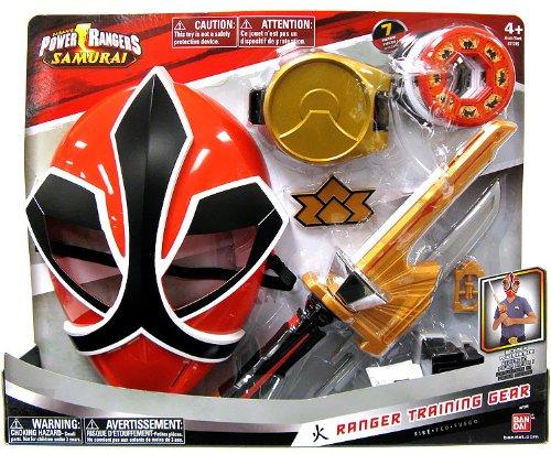 kit power rangers samurai