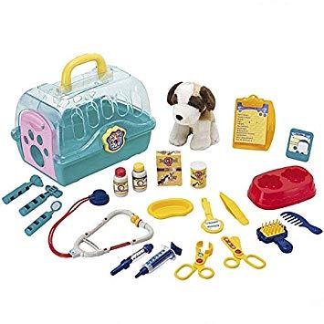 kit veterinaire jouet