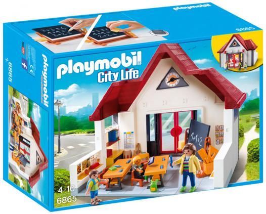 l école des playmobil