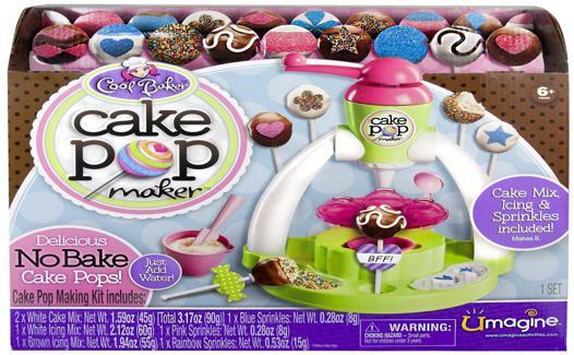 la fabrique de cake pops