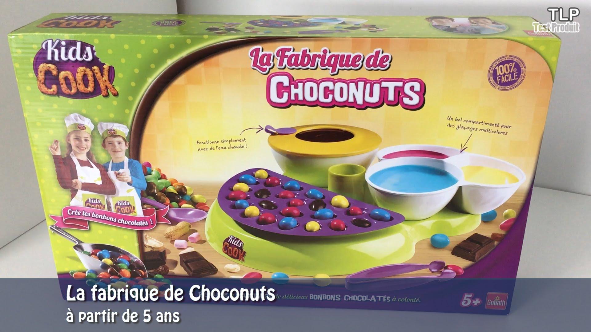 la fabrique de choconuts