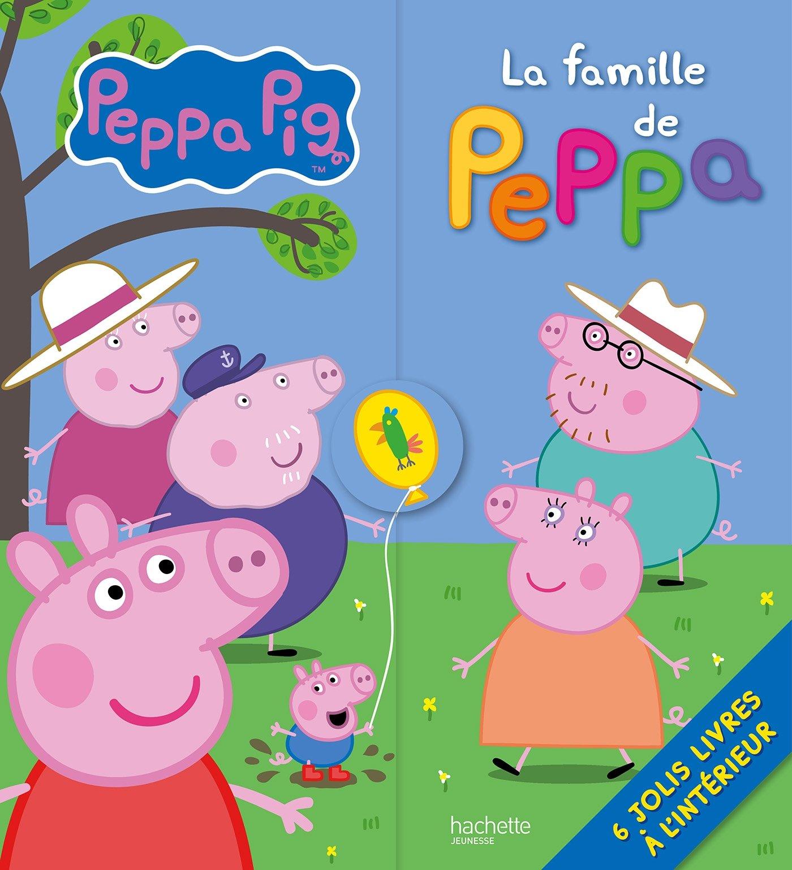la famille de peppa pig