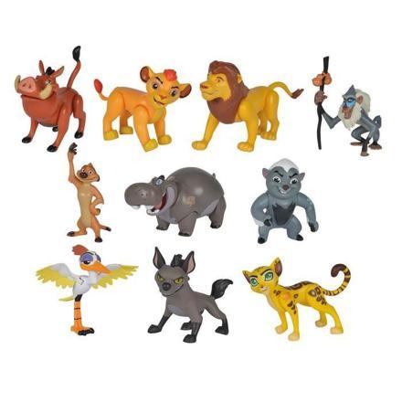 la garde du roi lion personnages