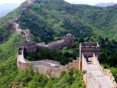 la grande muraille de chine histoire des arts