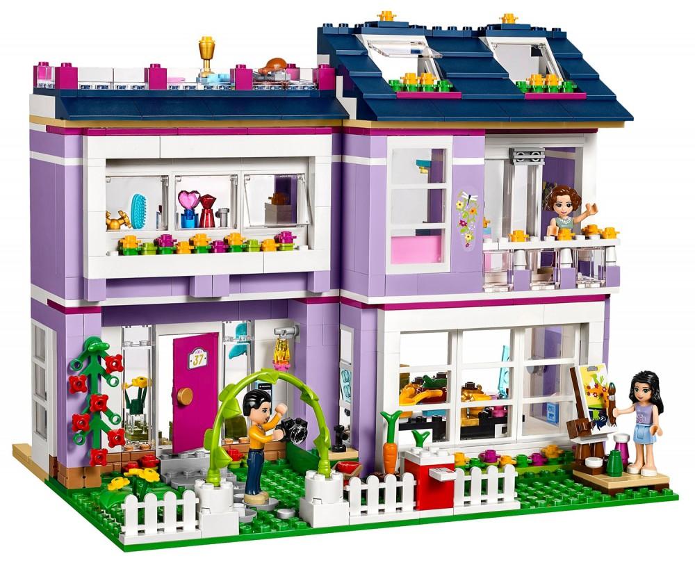 la maison d emma lego friends