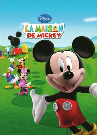 la maison de mickey en streaming