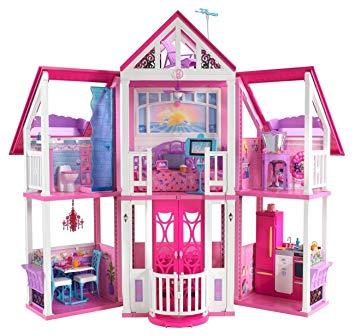 la maison de rêve de barbie