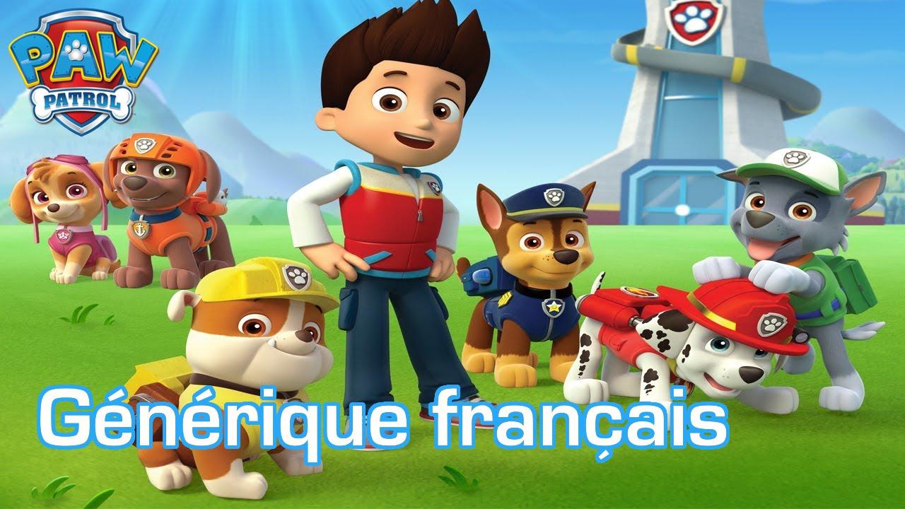la pat patrouille en français