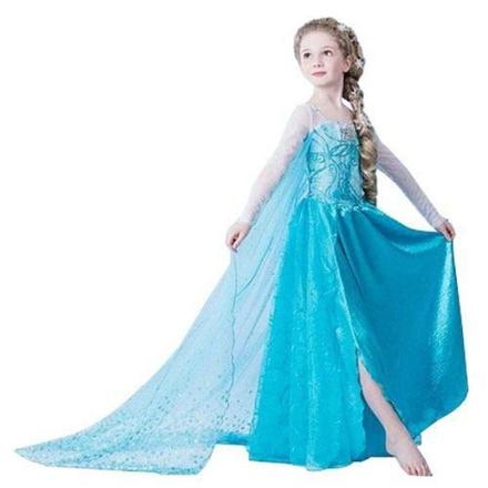 la robe la reine des neiges