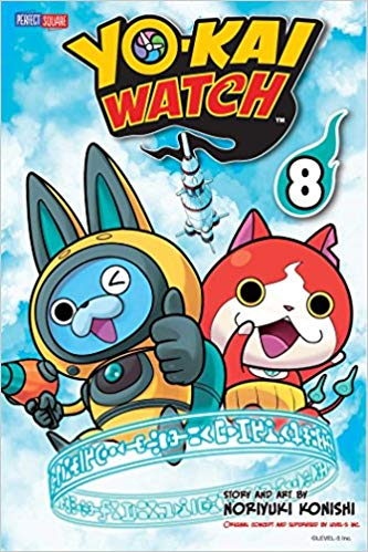 la yo kai watch