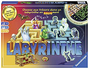 labyrinthe de ravensburger