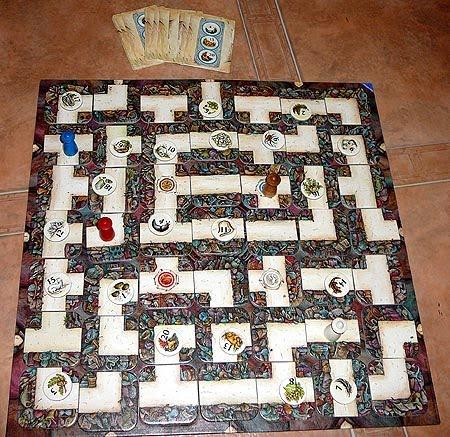 labyrinthe master regle du jeu