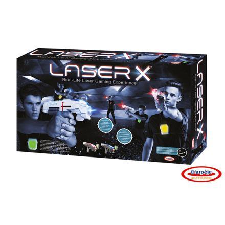 laser x jeu