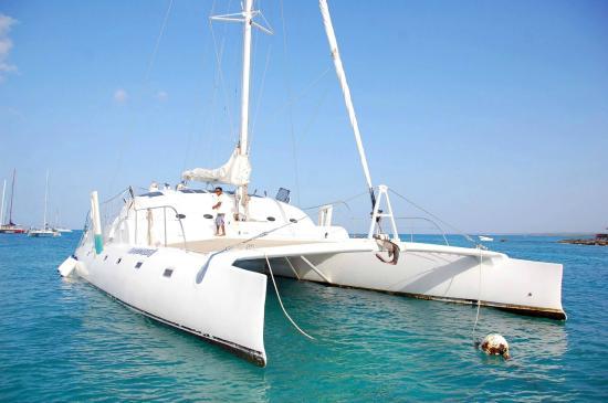 le catamaran