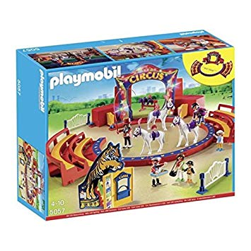 le cirque playmobil