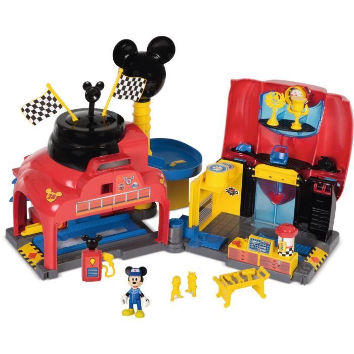 le garage de mickey
