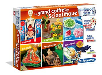 le grand coffret du scientifique