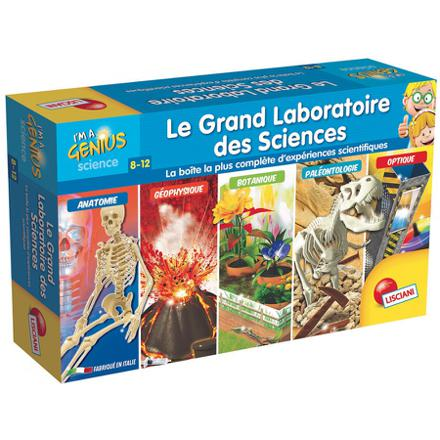 le grand laboratoire des sciences