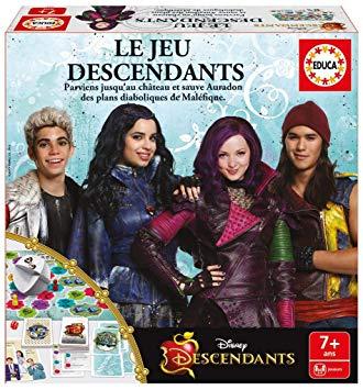 le jeu descendants