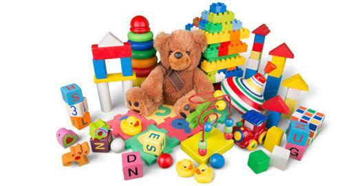 le monde des jouets