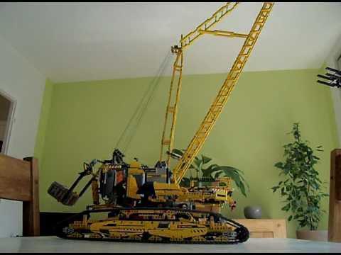 le plus grand lego technic du monde