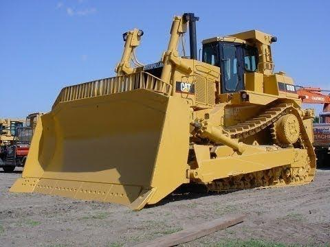 le plus gros bulldozer du monde