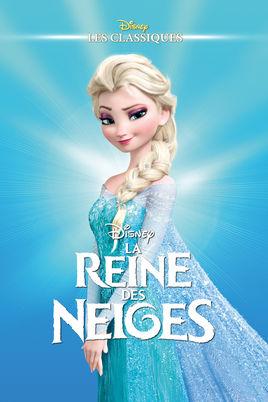 le reine des neiges