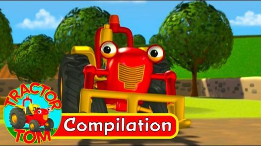 le tracteur tom