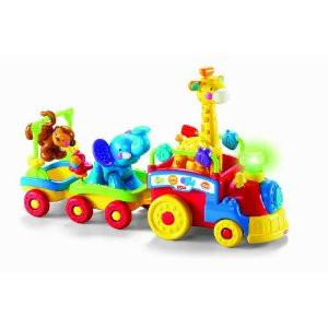 le train des animaux fisher price