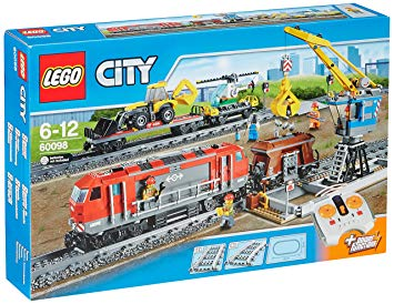 le train lego city