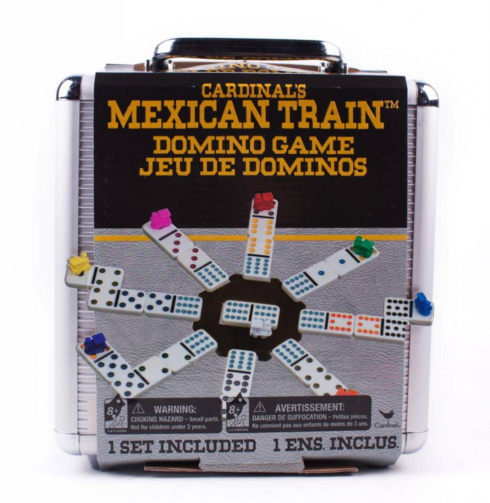 le train mexicain jeu de domino