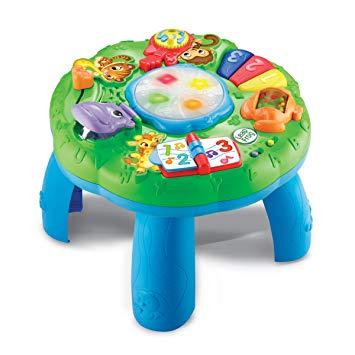 leapfrog table d éveil musical des animaux