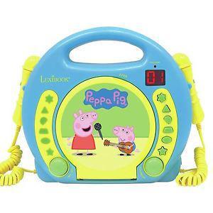 lecteur cd peppa pig